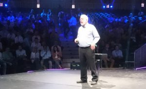 Kevin Kelly op The Next Web 2018