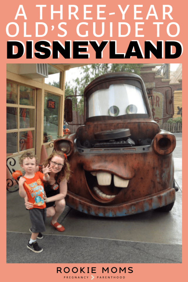 """Disneyland is a magical place. Happiest place on earth, right? Disneyland with a three-year old, well it can be all kinds of wonderful """""""" and overwhelming. We just returned from a fun family trip to Anaheim with our preschooler and his two big brothers. I offer you a few tips from my own experience and a few friends who guided my travels. #disney #disneytravel #traveltips #bucketlist #familyvacation"""