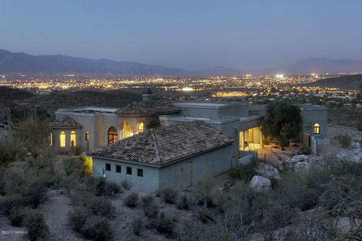 Starr Pass Estates Ct Starr Pass 800000 Tucson Golf