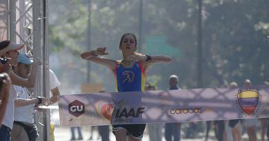 Arelys Rodríguez emocionó a todo un país cuando ganó el 18 de marzo la primera edición del maratón Caracas 42K/Contrapunto.com