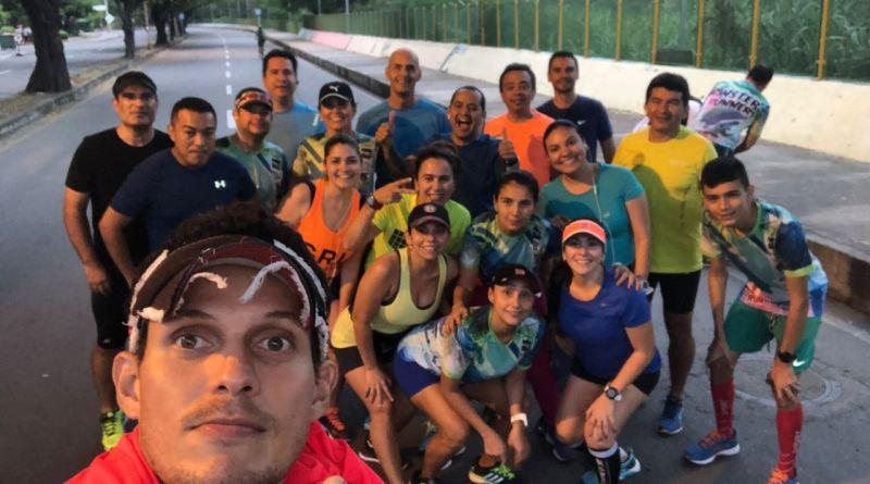Daniel Ruiz y su grupo Monster Runners/Cortesía