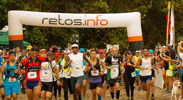 Por primera vez, los corredores enfrentaron un desafío sobre 26K de día y otro de noche sobre 13K/Retos.info