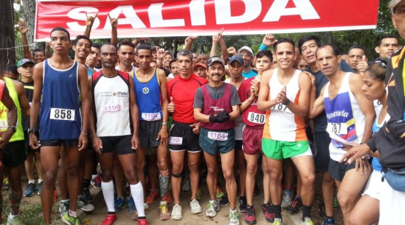 Media maratón Simón Bolívar/Cortesía
