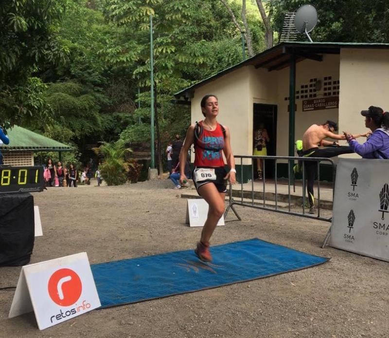 El Campeonato Sprint Cross 2018 congregó a amantes de la montaña en Venezuela/Retos.Info
