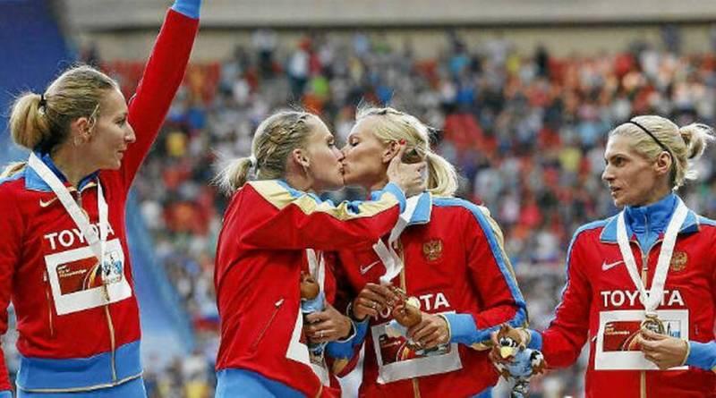 Apenas una minoría de atletas rusos han estado en competencias internacionales como deportistas neutrales luego de comprobar que están alejados de cualquier sustancia dopante/24horas.cl
