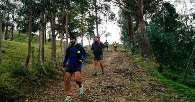 Un desafío realmente exigente para 200 competidores/La Fragua