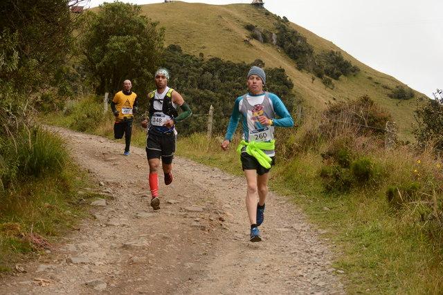 El Festival de la Montaña en Manizales, Colombia, reunió a unos 350 competidores