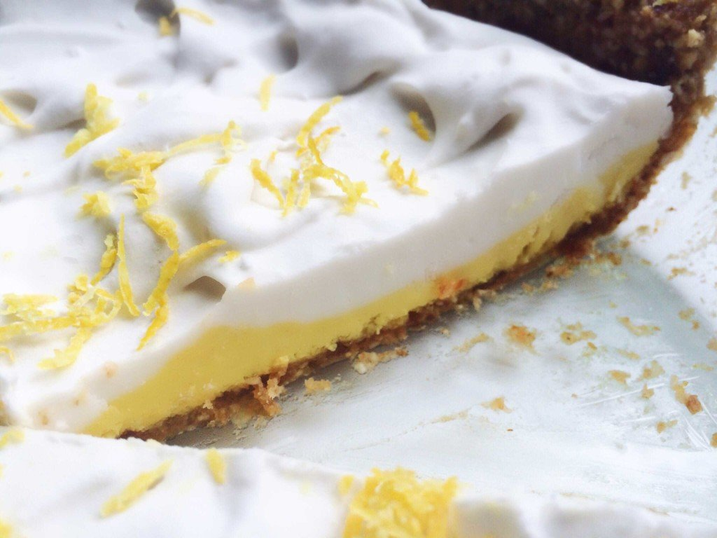 Lemon-Pie-Close-Up