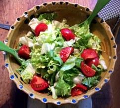 8.1.16 - Kartoffelgratin,Pak Choi,Endiviensalat,vegetarisch (13)