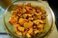 5.2.16 - Gemüse,gebackene Süßkartoffel,Rote Betesalat (4)