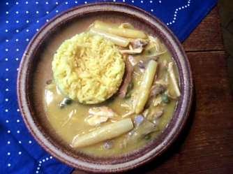 17.4.16 - Hühnerfrikassee,Reis (15)