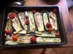 25.4.16 - Ofengemüse,Kartoffelstamp mit Löwenzahn,Kohlrabisalat (9)