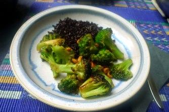 17.6.16 - Schwarzer Reis,Brokkoli,Erdbeeren (12)