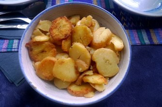 22.6.16 - Spitzkohl,Frikadellen,Bratkartoffeln (10)