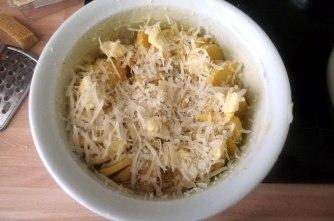 11.7.16 - Kartoffelkgratin,Salate,vegetarisch (7)