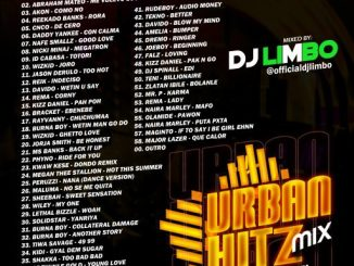 D Mix: DJ Limbo Nigeria - Urban Hitz Mix (TPM Vol.19)