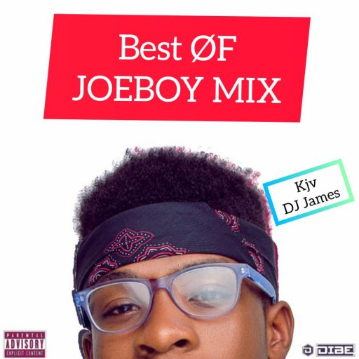 Dj Mix Best Of Joeboy – (Mixed By KJV DJ JAMES)