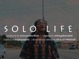 Video + Audio Eva Alordiah – Solo Life