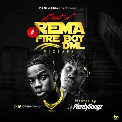 DJ PlentySongz - Best Of Rema & FireBoyDML Mixtape