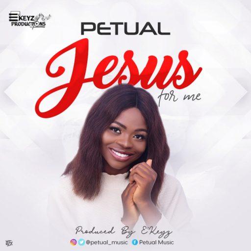 Peatual - Jesus for Me Artcover