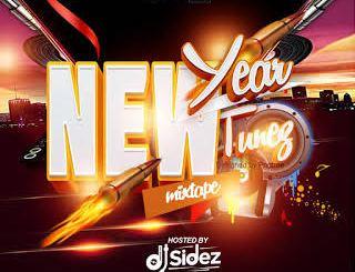 DJ MIX Dj Sidez - New Year New Tunez Mixtape
