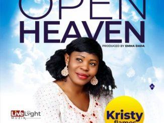 Gospel Music: KRISTY FLAMES - OPEN HEAVENS