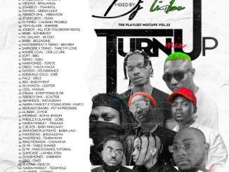 Dj Mix: DJ Limbo - Turn up Mix (TPM vol.23)
