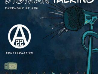 Music: Ajebutter22 – Big Man Talking