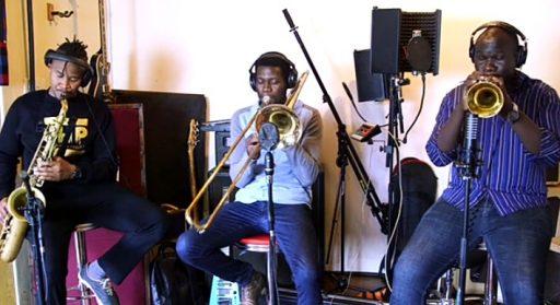Bensoul Ft. Nairobi Horns Project – Sweet Sensi (420)