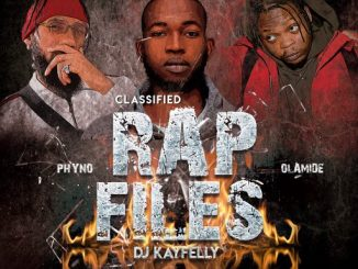 DJ Mix: DJ Kayfelly - Classified Rap Files