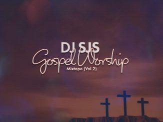 DJ SJS - Gospel Worship Mix Vol 2 Artwork 1