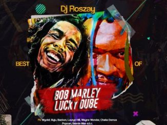 Dj Mix: Dj Roszay - Best Of Lucky Dube and Bob Marley