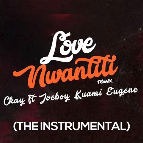 INSTRUMENTAL CKay – Love Nwantiti