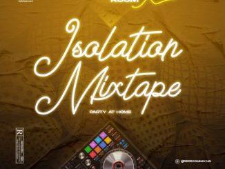 DJ Mix: Red Room Mix ft Dj Awesome - Isolation Mixtape