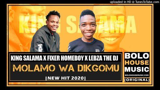 King Salama x Fixer Homeboy x Lebza The DJ – Molamo Wa Dikgomu