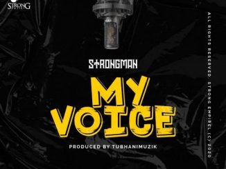 Music: Strongman - My Voice
