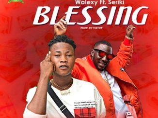 Music: Walexy Ft. Seriki - Blessing