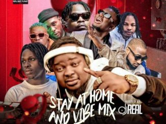 Dj Mix: DJ Real – Stay At Home And Vibe Mix