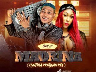 Dj Mix: DJ OP Dot – Best Of Madrina (Cynthia Morgan Mix)