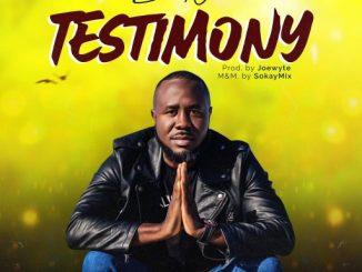 Download Gospel Music: Dr TJ - Testimony
