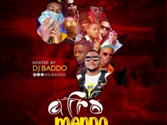 Dj Mix: Dj Baddo Afro Mando Mix
