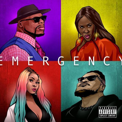Download Music: Relumae Records ft. Tamba Hali x Faithvonic x Pillz x Masterkraft - Emergency