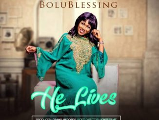 He Lives by Bolublessing