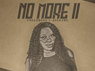 Music: FreeGbedu & APEKZME - No More II