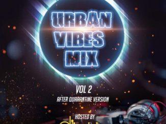 Dj Mix: Dj Tonioly – Urban Vibes Mix (Vol. 2)