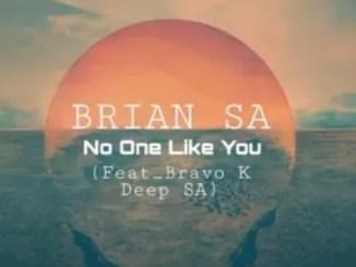 Brian SA ft Bravo K Deep SA – No One Like You