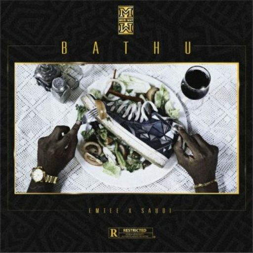 DJ Mkiri Way ft Emtee & Saudi – Bhathu