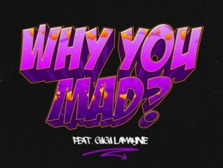 DJ Zan D ft Gigi Lamayne – Why You Mad