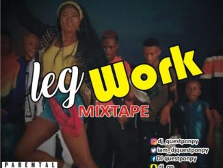 Download Dj Mix: DJ Questponpy - LegWork Mix
