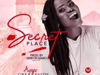 Gospel Music: Great Faith – Secret Place